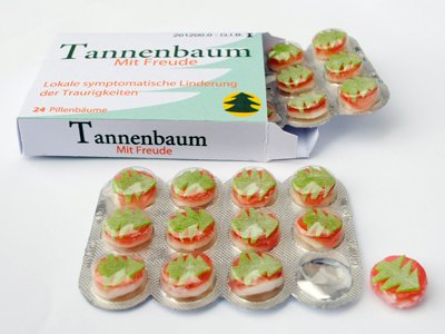 Oh Tannenbaum! 2012