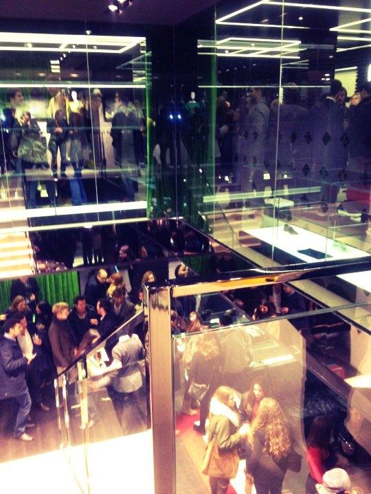 The shopping night 4