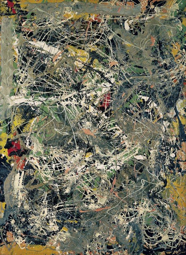 Jackson Pollock 2