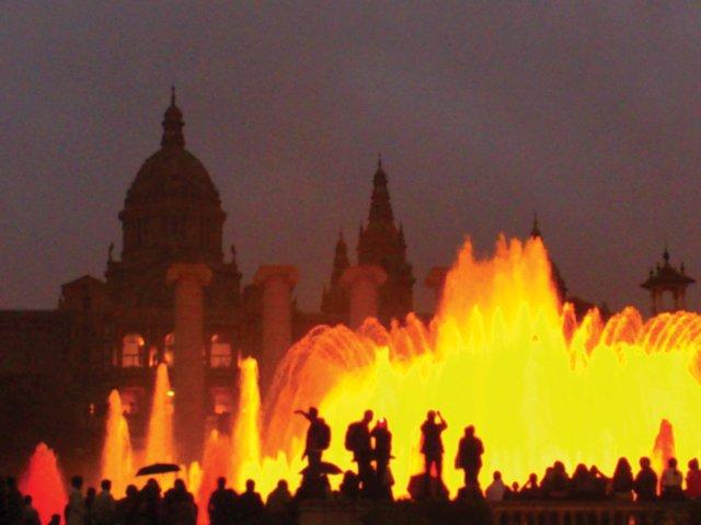 December - Fountains