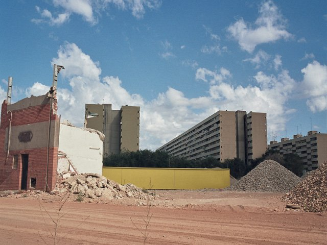 La Mina: Underconstruction