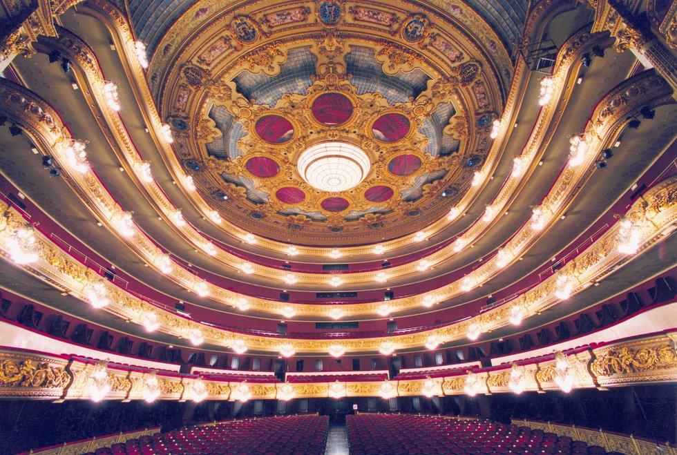a history of liceu theatre barcelonametropolitancom