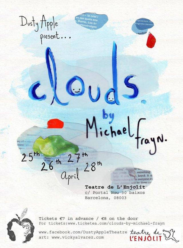 Clouds by Frayn