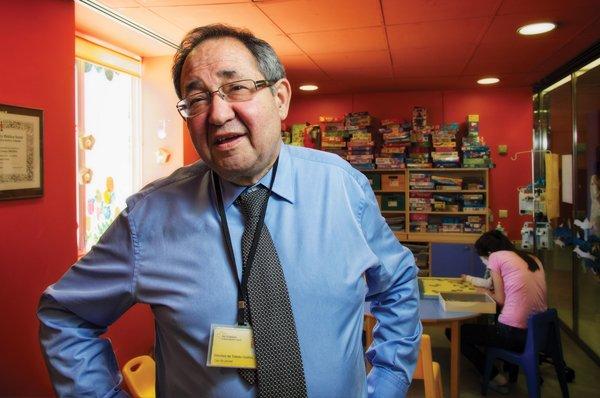 Dr Josep Sánchez de Toledo