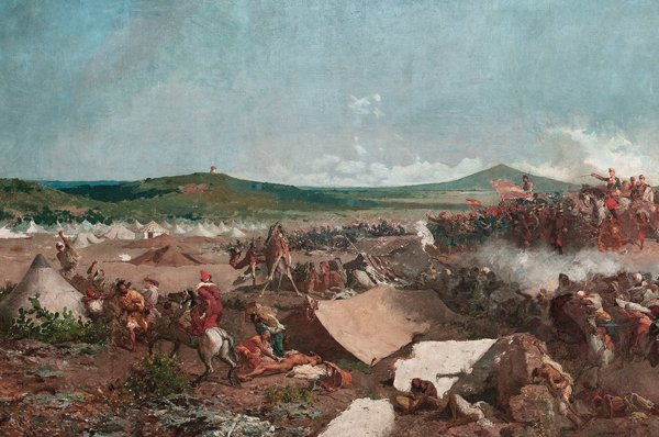 The Battle of Tetuan