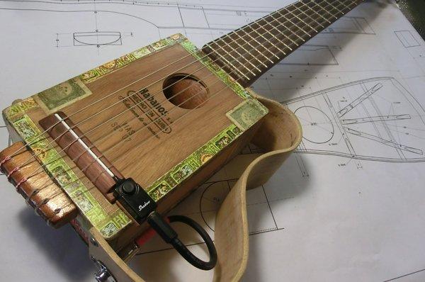 Luthier Angelo Maestri