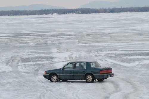 The Frozen River