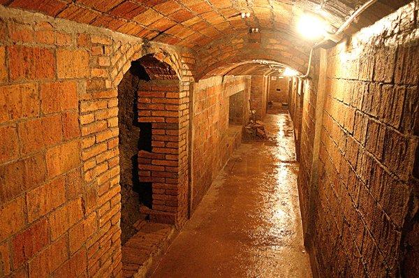 Underground Visits