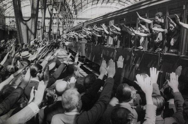 Barcelona After the War - 1939-1945