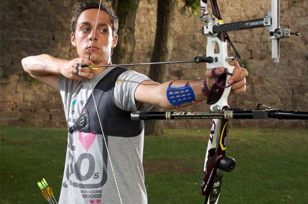 Archery: Hitting the mark