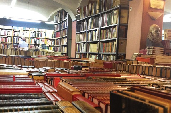 Barcelona Bookstores