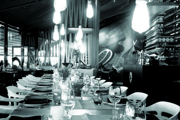 Cinco Jotas restaurant