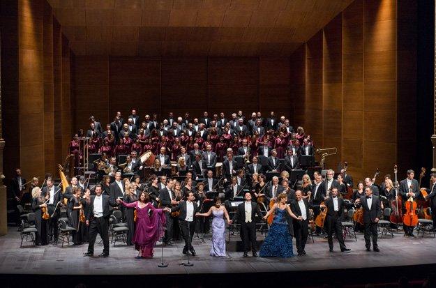 Verdi Bicentennial Concert at the Gran Teatre del Liceu