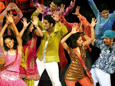 Bollywood musical