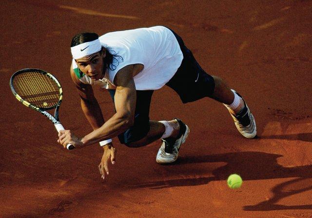 Rafael Nadal homepage