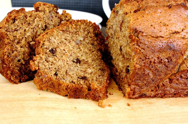 Recipe: Banana Maple Loaf