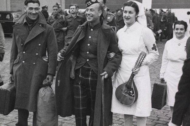 Barcelona after the Spanish Civil War