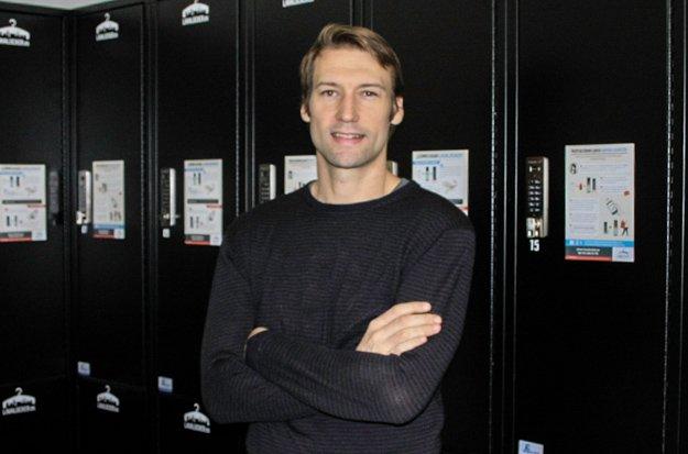 Ed Hamilton: Lava Locker