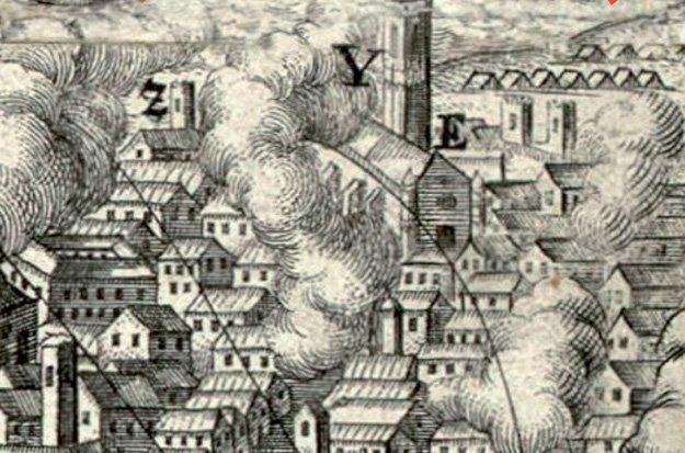 Basilica del Pi, 1714