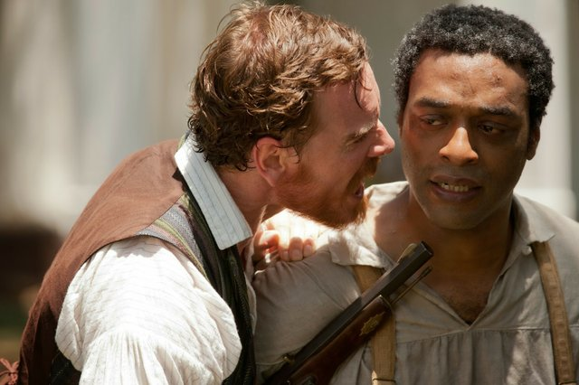 Movie night—12 Years A Slave