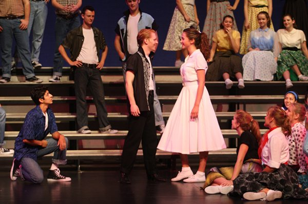 Benjamin Franklin Int'l School presents: Grease