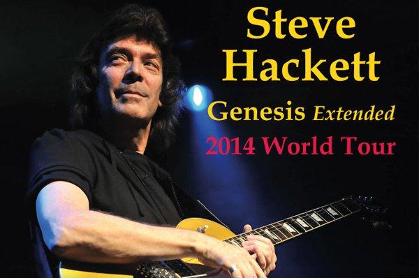 Steve Hackett Extended