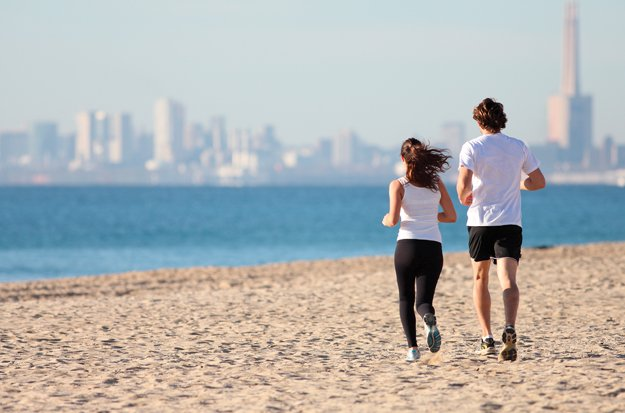 A runner´s paradise
