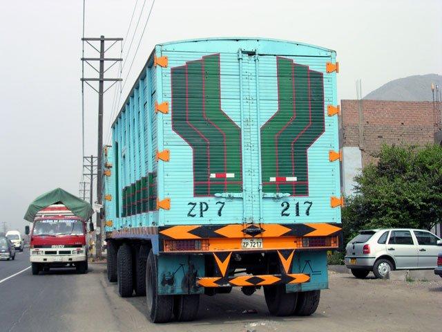 Camión, 2003 by Armando Andrade Tudela