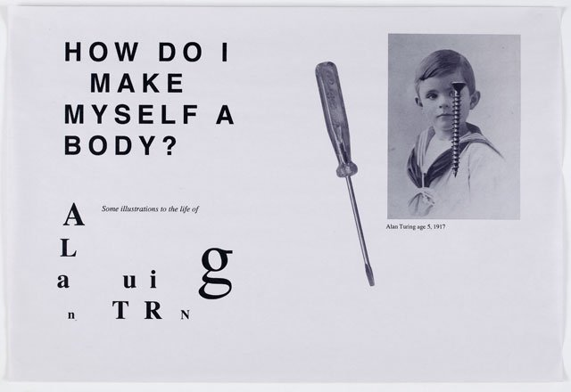 How do I make myself a body? (2008)