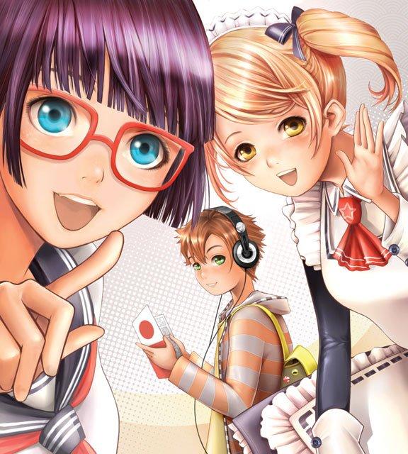 XV Salón de Manga