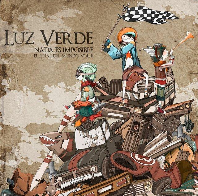 Luz Verde - 6th album