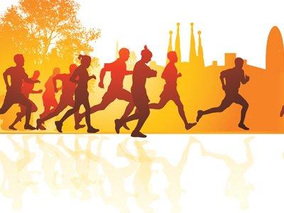 Runners Barcelona