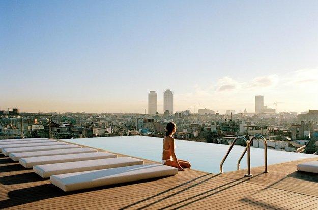 Barcelona Terrace Week