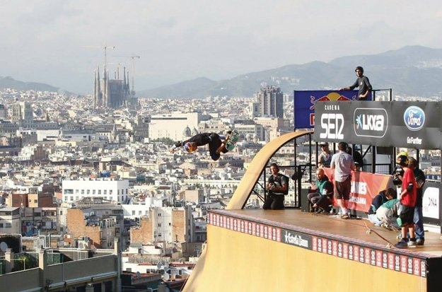 Extreme Barcelona