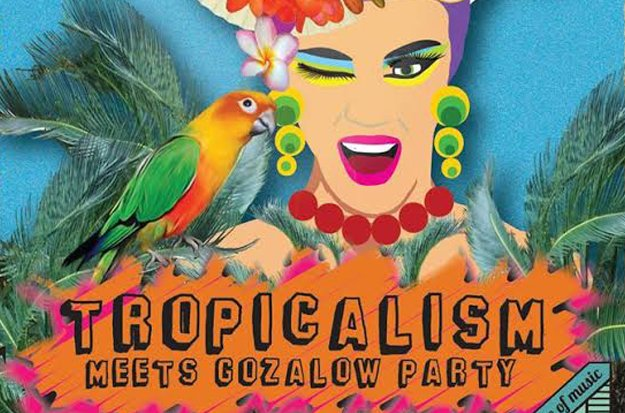 Tropicalism featuring Wreckinsile