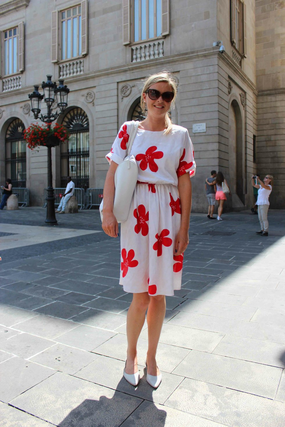 Barcelona Street Style June 16th Barcelona Metropolitan