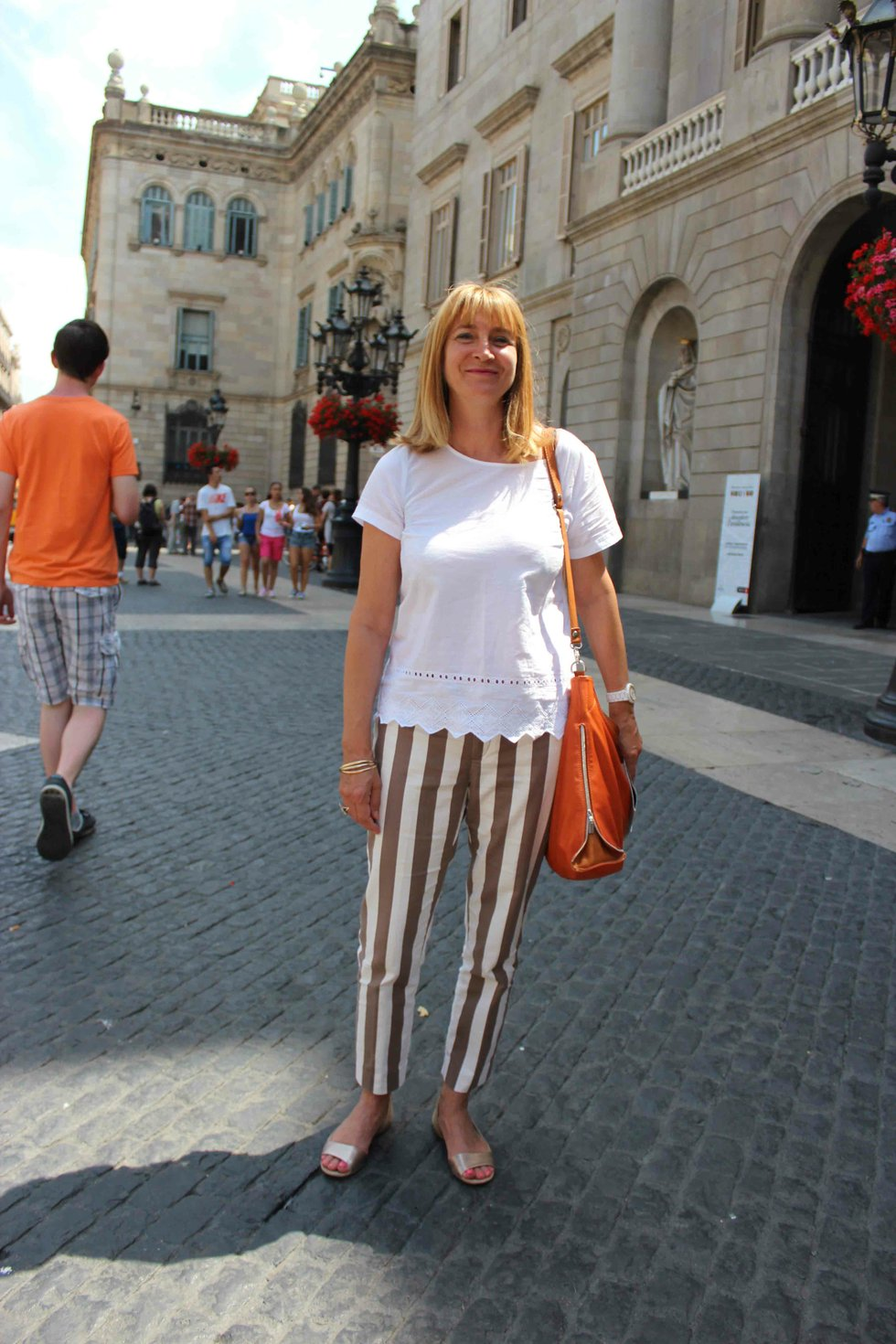Barcelona Street Style June 25th