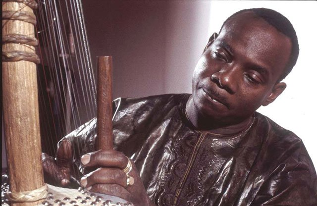 World Music - Toumani Diabaté
