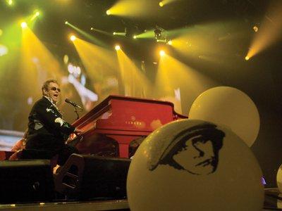 Elton John home
