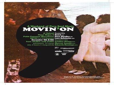 Movin' On Barcelona