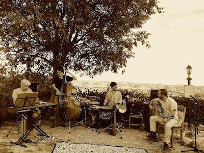 Guzzolive Alan Chehab Quartet