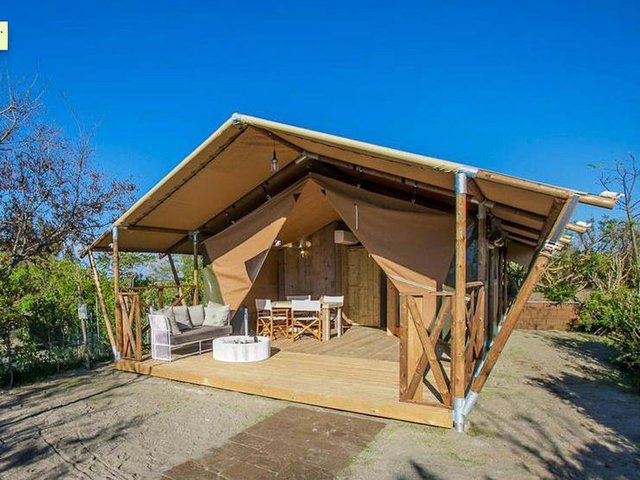 Camping Lodge Neus