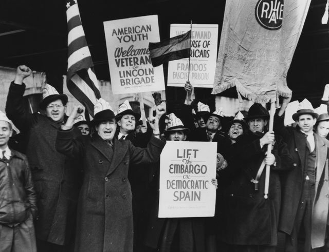 Anti-embargo protest