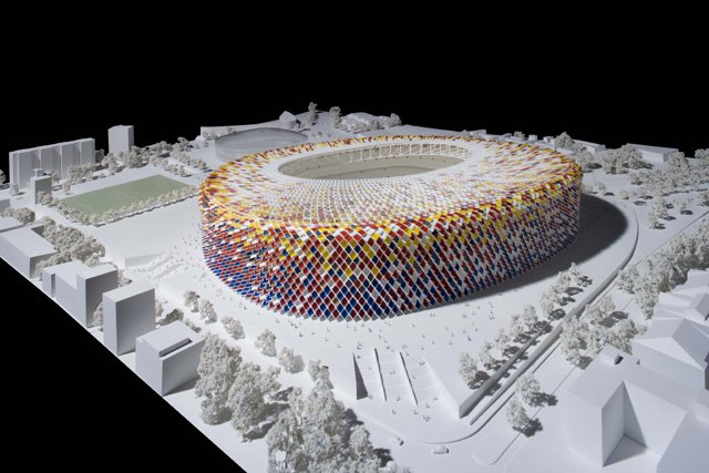 Camp Nou of the future