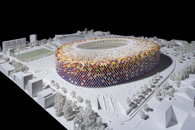 Camp Nou of the future