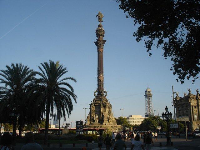 Plaça Colon