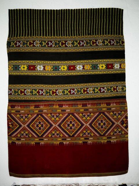 Thailand textiles