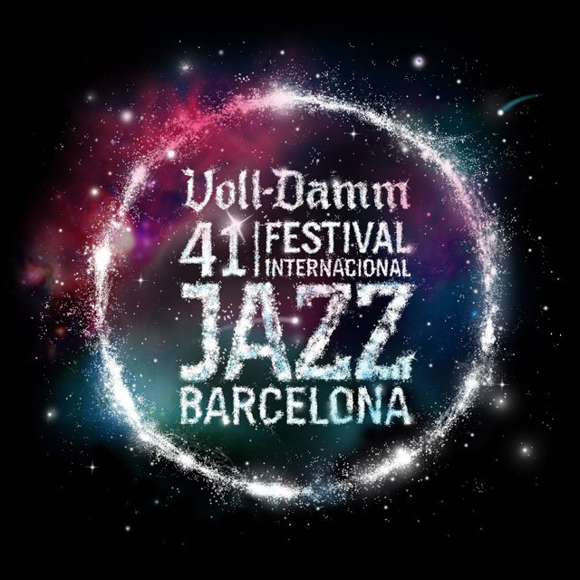 Voll-Damm Jazz festival logo
