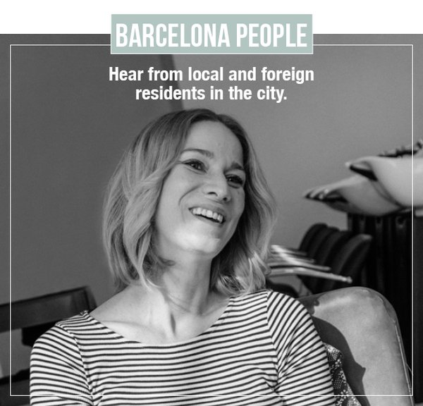 barcelona people