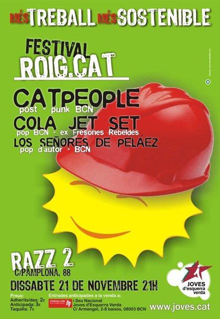 Festival ROIG.CAT
